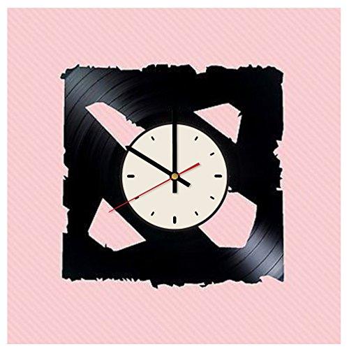 Dota 2 Vinyl Wall Clock Gamer Living Room Home Decor