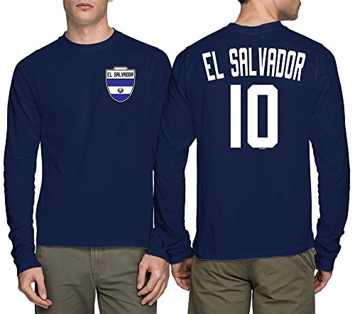 Long Sleeve Mens Salvador Salvadorian