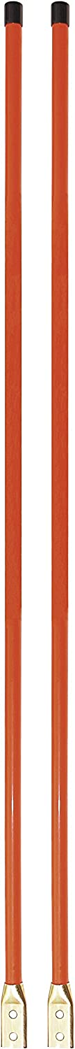 Buyers Products 1308115 Orange Sight Rod for Snow Plows (Bolt-On)