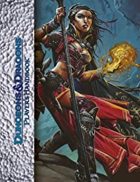 Dungeons & Dragons Player's Handbook: Arcane, Divine and Martial Heroes