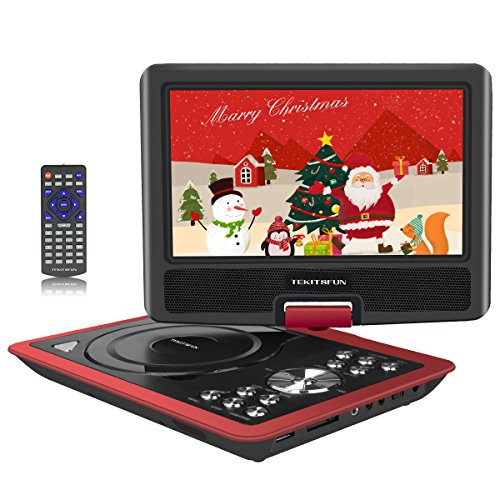Battery Powered Television Portable - 6