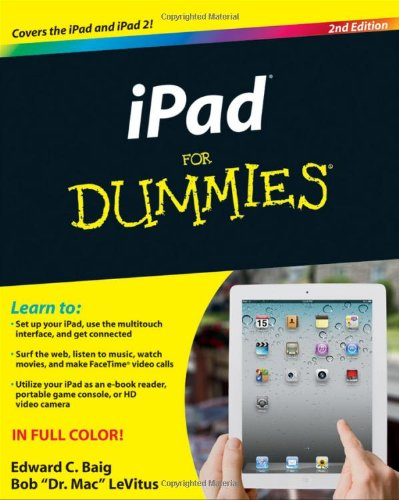 iPad For Dummies (For Dummies (Computers))