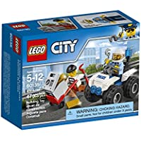 LEGO City Police ATV Arrest 60135 Building Kit