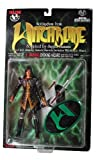 Top Cow Year 1998 Moore Collectibles Witchblade Series 6 Inch Tall Action Figure - NOTTINGHAM (Sculpted by Sugita