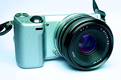 Objetivo MF Prime de 35 mm F1.7 de Gran Apertura Manual para ...