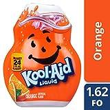 Kool-Aid Liquid Drink Mix Bottle, Orange, 1.62 Ounce