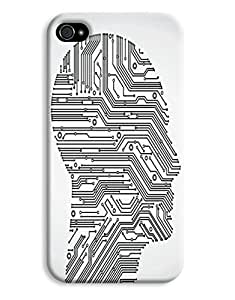 All Wired Up Case for your iPhone 4/4s