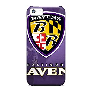 Forever Collectibles Baltimore Ravens Hard Snap-on Iphone 5c Case