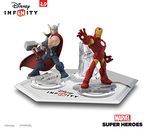 Disney INFINITY: Marvel Super Heroes (2.0 Edition) Video Game Starter Pack - PlayStation 3 by Disney Interactive Studios (Image #2)