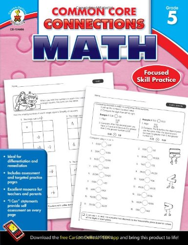 Common Core Connections Math, Grade 5
