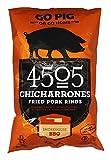 4505 Meats - Chicharrones Fried Pork Rinds Smokehouse BBQ - 2.5 oz.