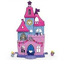 Fisher-Price Little People Disney Princess, Muñeca mágica Palacio Muñeca