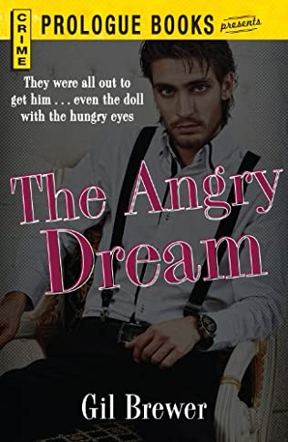 book cover of The Angry Dream