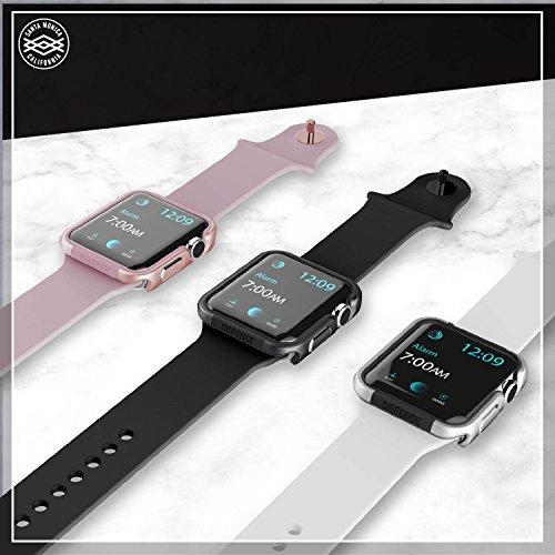 x doria defense watch  X-Doria 42mm Apple Watch Case, Defense Edge Premium: Amazon. ...