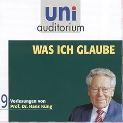 Was ich glaube (Uni Auditorium)