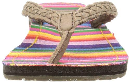 Sanuk Women's Poncho Viva Sandals - Brown 5