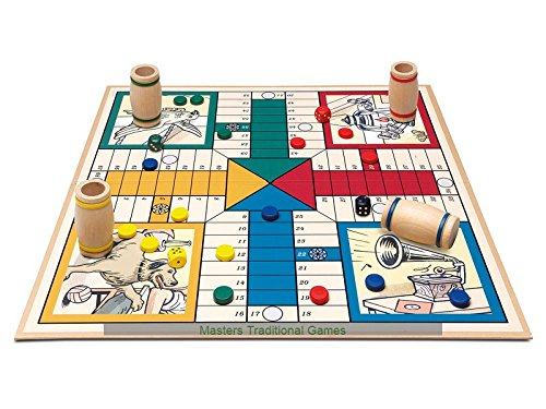 Countryside Parcheesi Board Game