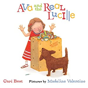 Ava and the Real Lucille Audiobook