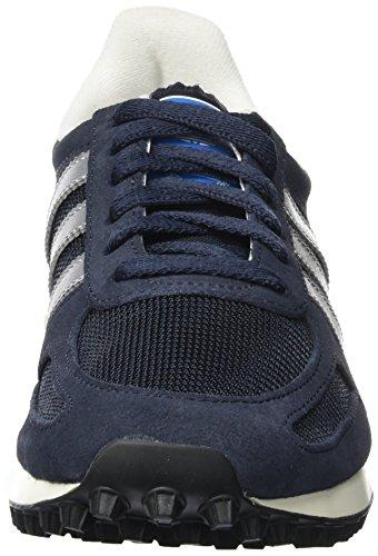 Og adidas Legend Blu Ginnastica Basse La da Ink Trainer Night Silver Matte Navy Uomo Scarpe aBwHqxfB
