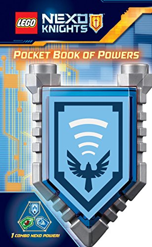 Pocket Book of Powers (LEGO Nexo Knights)