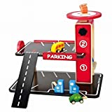 Hape City Park & Go Garage Playset - Best Reviews Guide