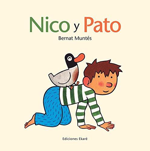 Nico y pato (Spanish Edition)