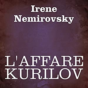 L'affare Kurilov [The Deal Kurilov] Audiobook