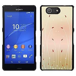 La gran entrada - Metal de aluminio y de plástico duro Caja del teléfono - Negro - Sony Xperia Z4v / Sony Xperia Z4 / E6508