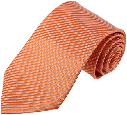 DAA3A01 Multi Stripes Microfiber Working Neckties Holidays Gift By Dan Smith