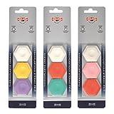 Koh-I-Noor 6223 Thermoplastic Eraser Blister of 3