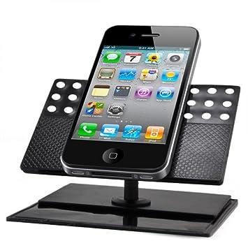 TOOGOO(R) Soporte de GPS Telefono para Coche Salpicadero para APPLE IPHONE 4/4S 3G/3GS/5: Amazon.es: Electrónica