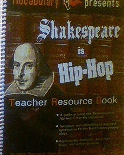 Shakespeare Is Hip Hop  Flocabulary Presents