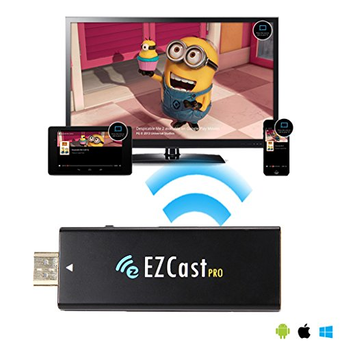 LG LGV498 EZCast PRO Mirror2TV Adapter for Miracast/DLNA/