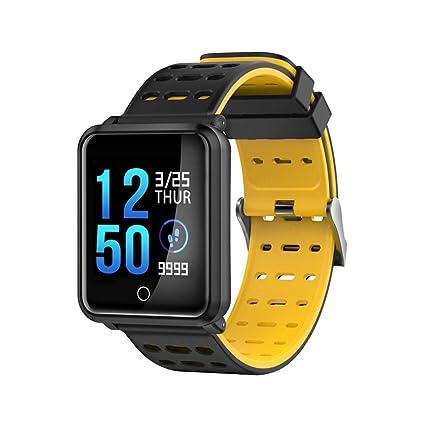 GSYDDZSHA N88 Reloj Inteligente Bluetooth IP68 Impermeable ...