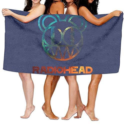 Trikahan Radiohead Bath Towel Colorful Beach/Bath/Pool Towel 51.2