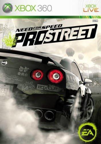 Electronic Arts Need for Speed ProStreet Classic, Xbox 360 - Juego (Xbox 360): Amazon.es: Videojuegos