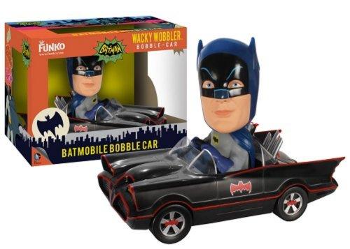 (Funko Batmobile 1966 Wacky Wobbler)
