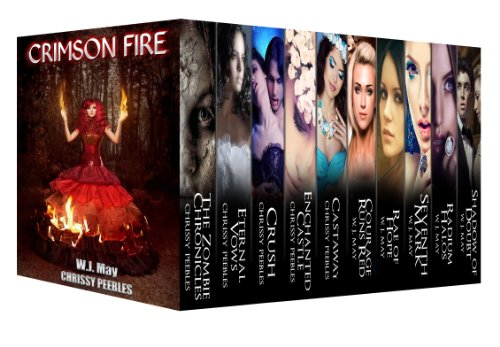 Read 10 different stories from 10 different series. Click on the inside feature to view covers, read blurbs, and see book trailers. From bestselling authors W.J. May and Chrissy Peebles - each story is a different genre of fantasy, paranormal and ro...