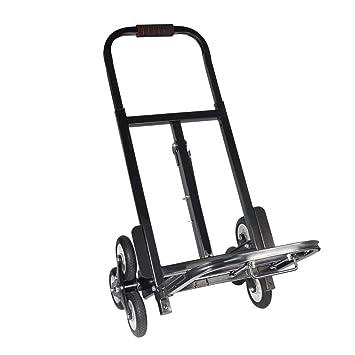 Treppensackkarre Treppenkarre Sackkarre Transportkarre 3-Stern-Räder 200 kg