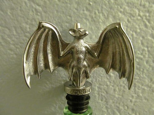 bacardi-rum-pewter-bat-bottle-spout-pourer
