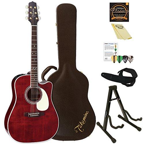 Takamine JJ325SRC-KIT-2 John Jorgenson Signature Acoustic-Electric ()
