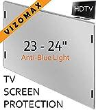 Vizomax 23-24 inch Blue Light Filter for Computer Monitor