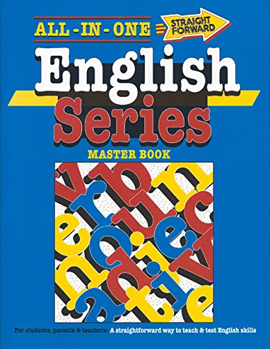 All-in-One English Series Master Book (Straight Forward English Series)