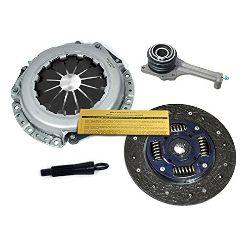 EFT HEAVY-DUTY CLUTCH KIT & SLAVE 2002-2003 MITSUBISHI LANCER ES LS OZ RALLY 2.0L ()