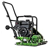 4.5 HP 163 cc BRIGGS & STRATTON XR 750 Engine Powering an Earthquake Industries Contractor Grade Plate Compactor 18 x 14'' plate