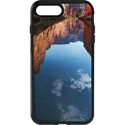 (Nature OtterBox Symmetry iPhone 7 Plus Skin - Redwall Limestone in Marble Canyon)