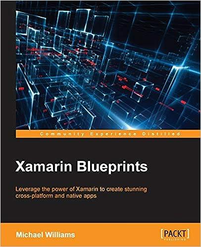 Xamarin-Blueprints