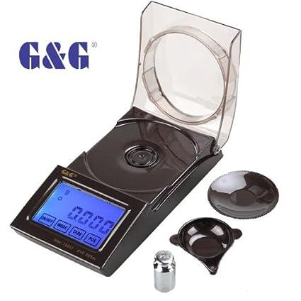 Gundg Juwelierwaage Gg Bilancia Di Precisione Digitale 0001 G20