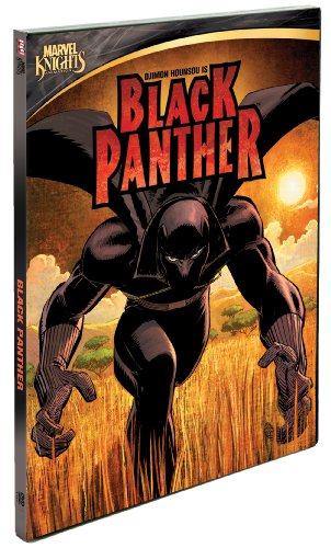 - Marvel Knights: Black Panther