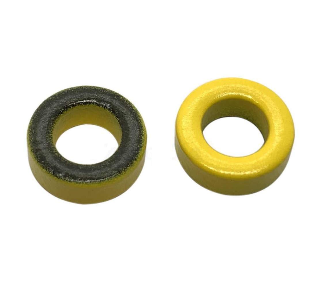 Toroide T50-6 en polvo de hierro 12 x 7 x 4 mm anillo ...